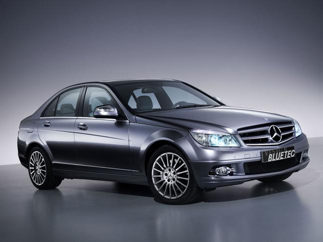 Mercedes-Benz Vision C 220 Bluetec
