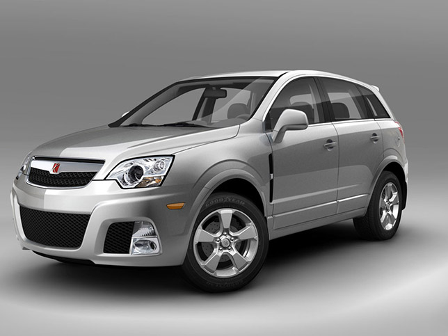 Saturn Vue Red Line / Green Line