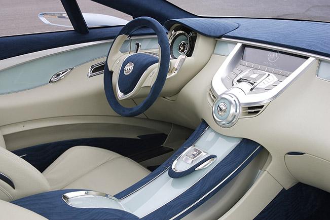 2007 Buick Riviera Concept Coupe Interior