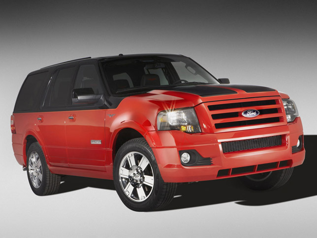 2008 Ford Expedition Funkmaster