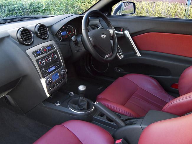 Hyundai S3 Interior