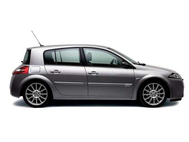 Renault Megane Sport DCI
