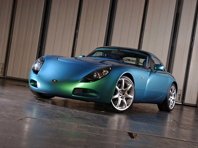 2004 TVR T350