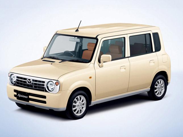 Mazda Spiano XS