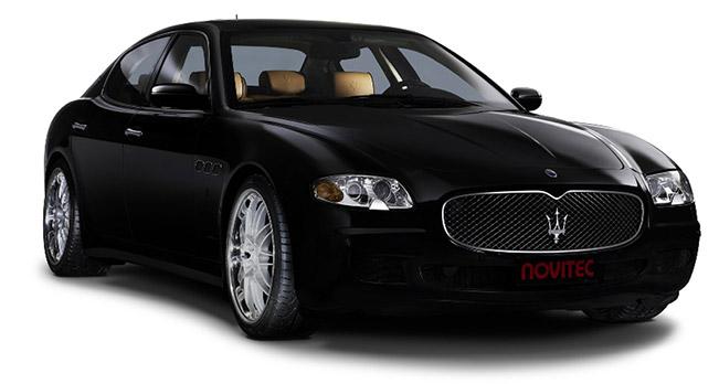 Novitec Maserati Quattroporte