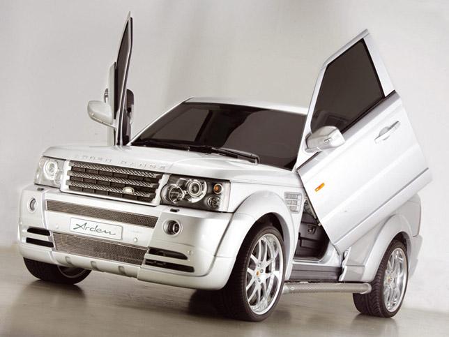 Arden Range Rover Sport Pegasus