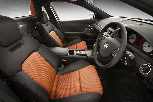 2007 Holden VE SS Ute Interior