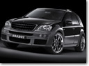 Brabus Widestar Mercedes-Benz ML 63