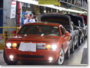 Chrysler Celebrates Production of All-New 2008 Dodge Challenger SRT8