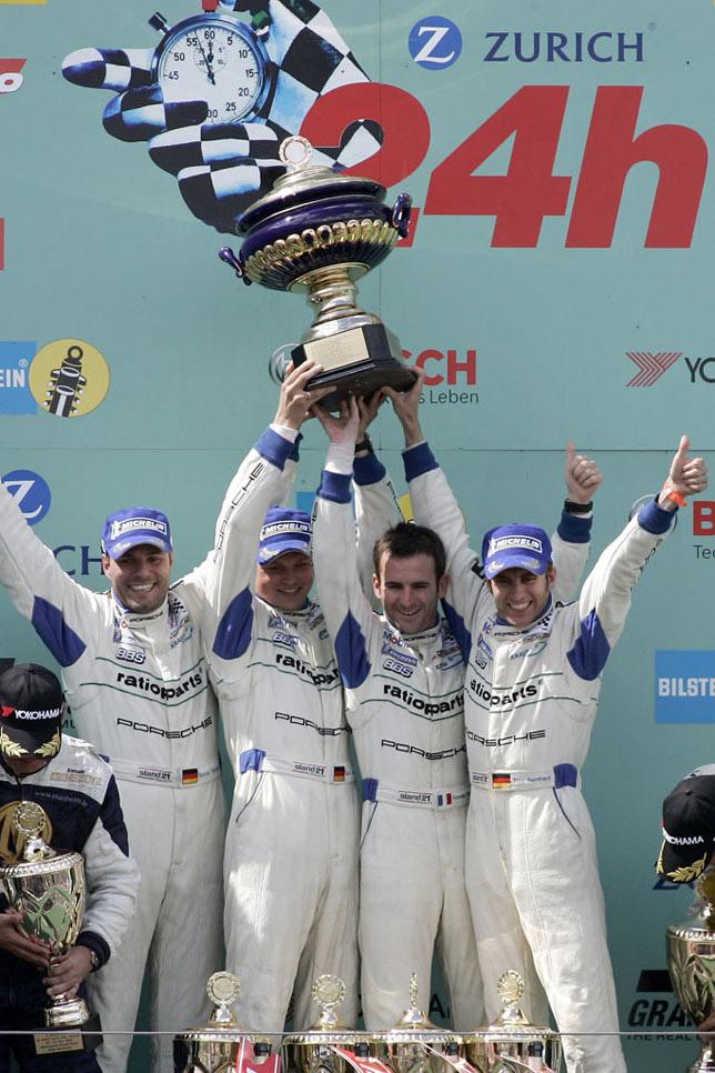 Armin Hahne , Christian Haarmann , Jochen Krumbach and Pierre Kaffer
