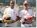 Vodafone McLaren Mercedes F1 Monaco: Free Practice