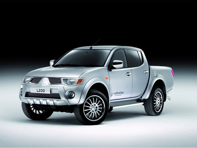 Mitsubishi L200 Walkinshaw Performance