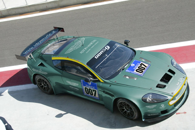 Aston Martin Confirms N 252 Rburgring Driver Line Up