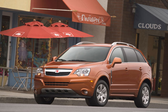 2008 Saturn Vue crossover SUV