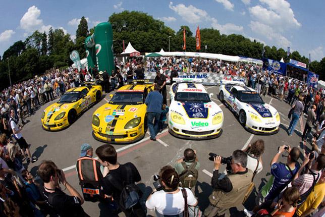 Corvette Racing, 24 Hours of Le Mans