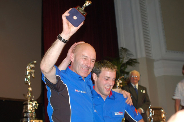 Dave Molyneux and Dan Sayle