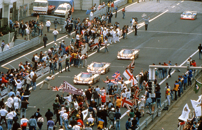 Jaguar To Mark 20th Anniversary Of Le Mans Victory