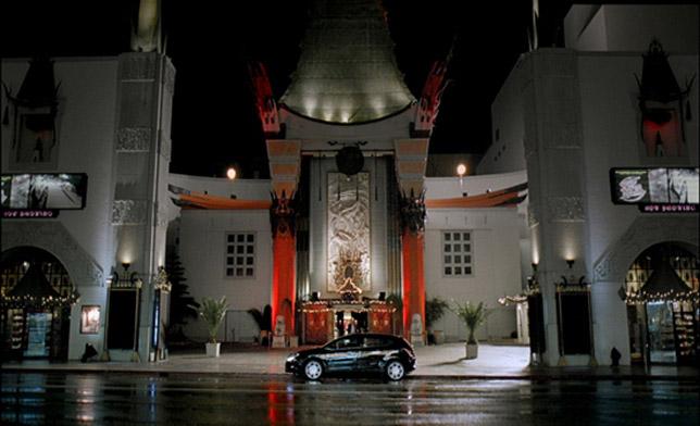 Lancia Delta TV spot