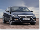 New Passat CC Now on Display at German Dealerships