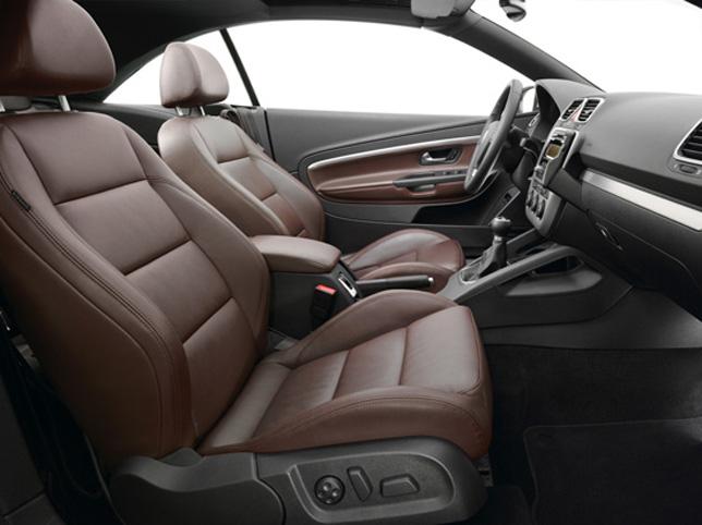 VW cabriolet EOS