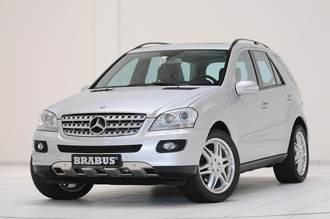 BRABUS ECO PowerXtra Tuning Mercedes-Benz