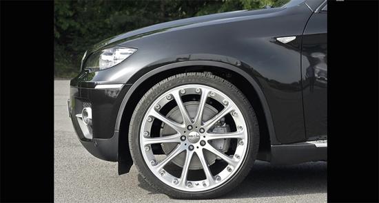 Hartge Tyre X6