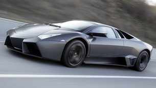 Lamborghini selects new Diamond Black Zircotec coating for Reventón