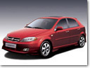 GM Daewoo Launches 2009 Lacetti Hatchback
