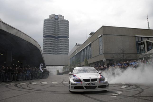 BMW WTCC