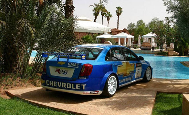 Chevrolet 2009 MOROCCAN EVENT