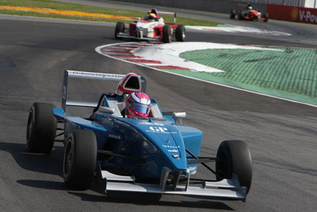 Formula BMW America