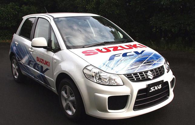Suzuki SX4-FCV
