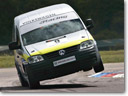 Van-tastic season for Volkswagen Caddy racing
