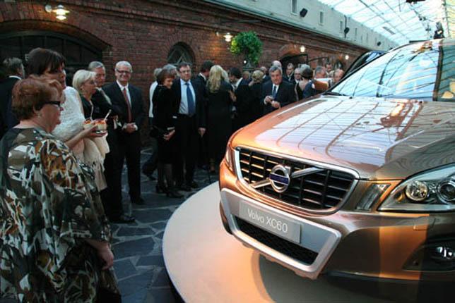 Volvo Car Corporation - celebrates 80 years in Finland