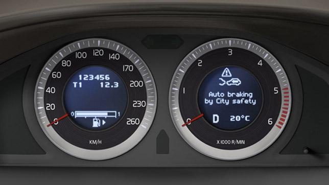 Volvo safety system