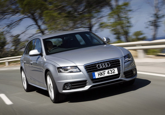 The New Audi A4 2.0 TDI 170PS S line