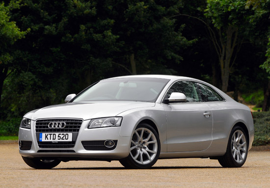 The New Audi A5 2.0 TFSI (180PS)