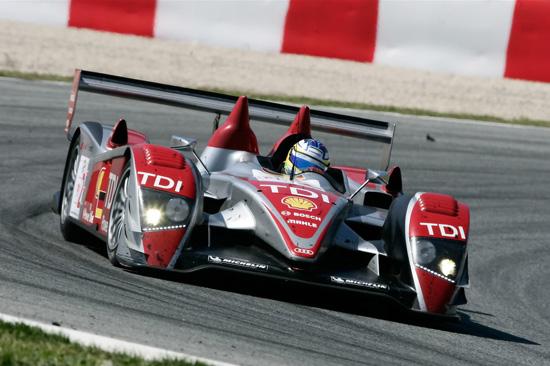 AUDI R10 - Le Mans Series