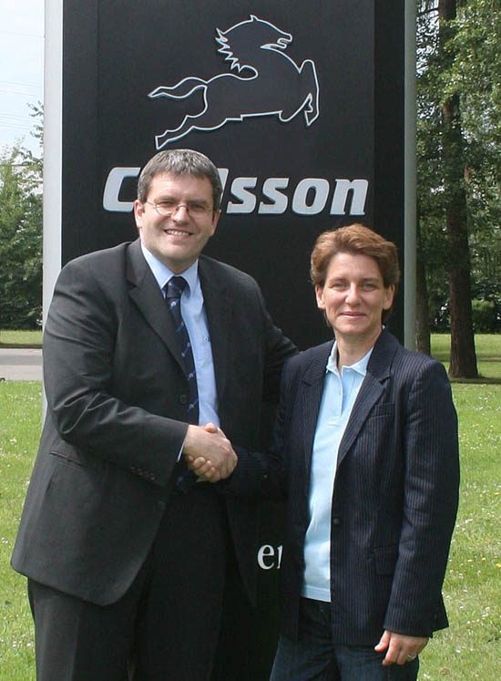 Carlsson Markus Schuster and Ellen Lohr