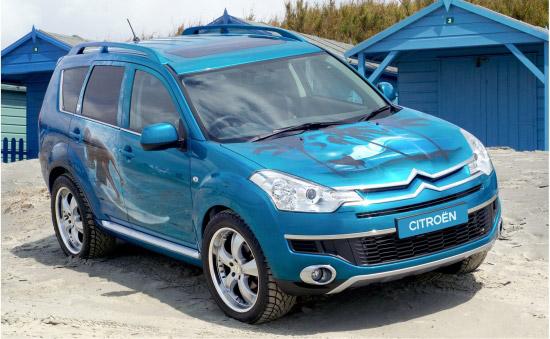 Citroen C-SURF Concept