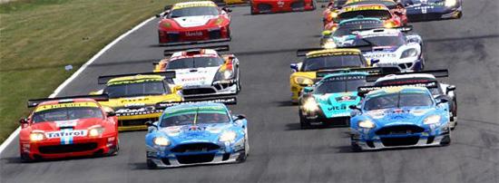 Aston Martin - oschers-start
