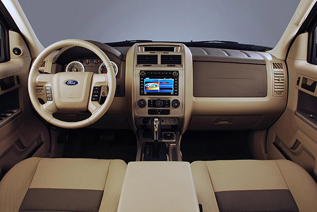 2009 Ford Escape Interior