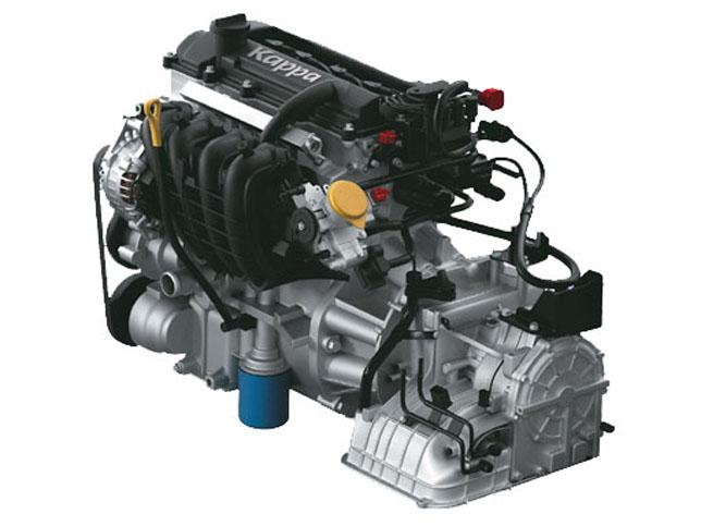 hyundai kappa engine