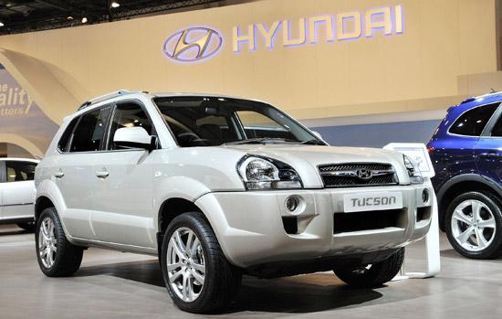 Hyundai MY Tucson 2009