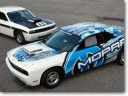 Mopar® Reveals Dodge Challenger Drag Race Package Cars at the 29th Annual Mopar Mile-High Nationals