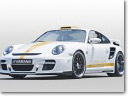 The HAMANN STALLION based on the Porsche 911 Turbo