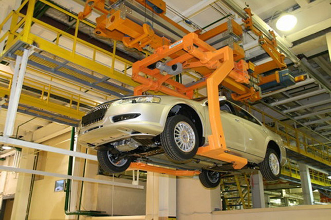 Gaz Group Launches Volga Siber Production