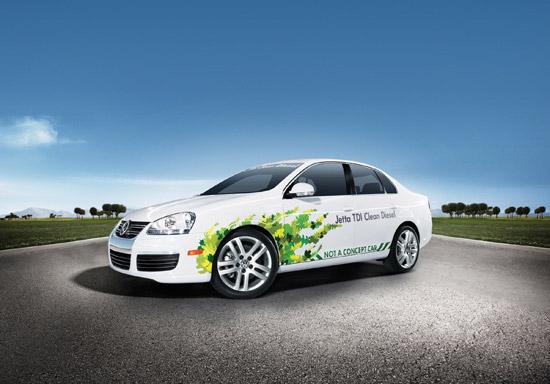 VW Jetta TDI Clean Diesel