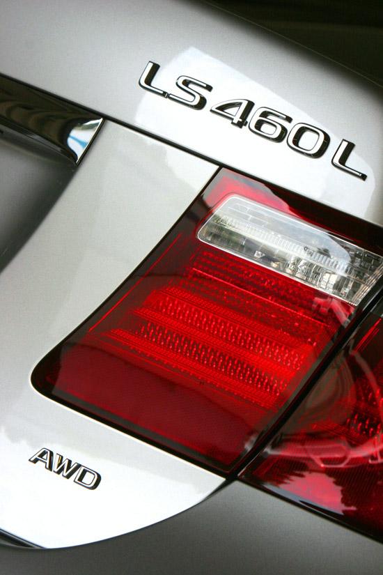 LEXUS 2009 LS 460L AWD