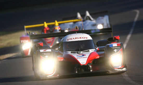 A Le Mans Series Title To Defend